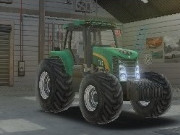 Farm Tractor Driver 3D Parking Game