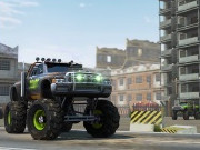Zombie Truck Parking Simulator Game