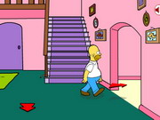 Play Homer Simpson Saw Game game
