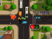 Traffic Frenzy Game