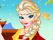 Elsa China Princess Game