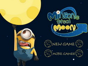 Minions Steal Moon Game
