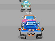 Mini Truck Racers Game