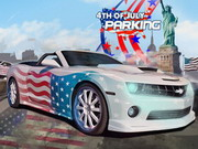 4th Of July Parking Game