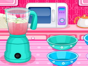 Cooking Fruit Ice Cream Game