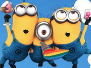 Play Minions Pic Nic game