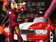 Play Iron Man Dodge Race game