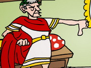 Caesar's Day Off Game