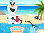 Olaf Summer Coolers Game