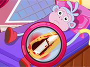 Play Dora Help Boots Bone Surgery game