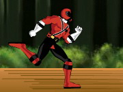 Play Power Rangers Flip Out game