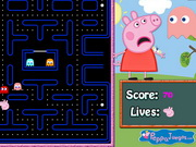 Play Peppa Pac-Man game