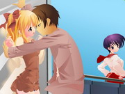 Play Street Kiss game