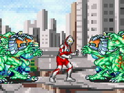 Invincible Ultraman Game