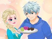 Elsa's Valentine Cookies Game