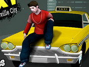 Gangster Ace Taxi: Metroville City Game