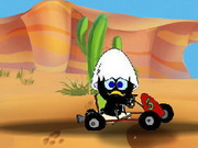 Calimero Karting Game