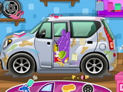Clean Up Car Wash 2 Game