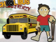 School Bus Frenzy Game