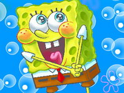 Play Spongebob War game