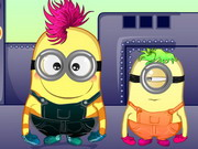Minions Dress Up Game