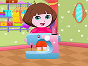 Play Dora Tailor game