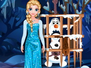 Play Elsa Prison Escape game