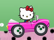 Kitty Ride Car Game