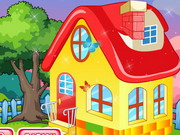 Play Lovely House Design game