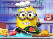Minions Real Cooking Game