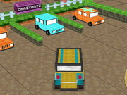 Minecraft Mega Parking Game
