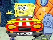 Spongebob Vs Patrick Race Game