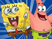 Play SpongeBob Friendship Match game