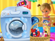 Inside Out Washing Day Game
