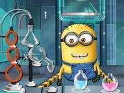 Play Minions Drinks Laboratory game
