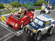 Lego Speed Chace Puzzle Game
