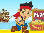 Jake The Pirate Treasure Crush Game