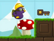 Moley The Purple Mole Game