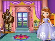Sofia Castle Makeover Game