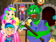Princess Juliet Gold Mine Escape Game