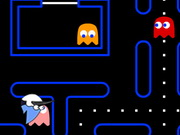Play Regular Show Pac-Man game