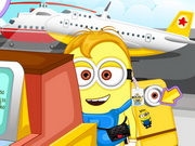 Minion Flies To NYC Game