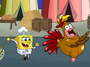Spongebob Quirky Turkey Game