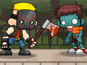 Play Beat The Zombie game