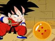 Play Goku Collects Dragonballs game