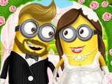 Play Minion Girl Wedding Party game