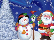 Play Christmas Jigsaw Puzzles 2015 game