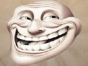 Play Trollface Clicker game