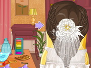 Play Minion Wedding Hairstyles game