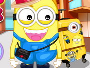 Play Minion Travel To New York game